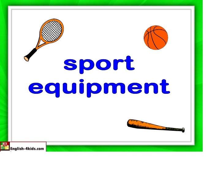 Sportequipment