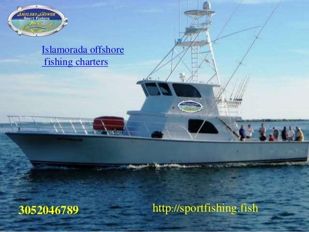 Best Deep Sea Fishing Charters In Florida