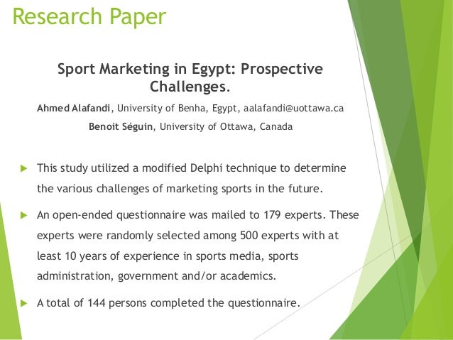 sports marketing term papers On the other hand - you may stumble upon the problem, that there is not enough information for you to complete the paper on the marketing term paper topic which you have already started in order to avoid that customwritingscom can easily help you with your marketing term paper topics.