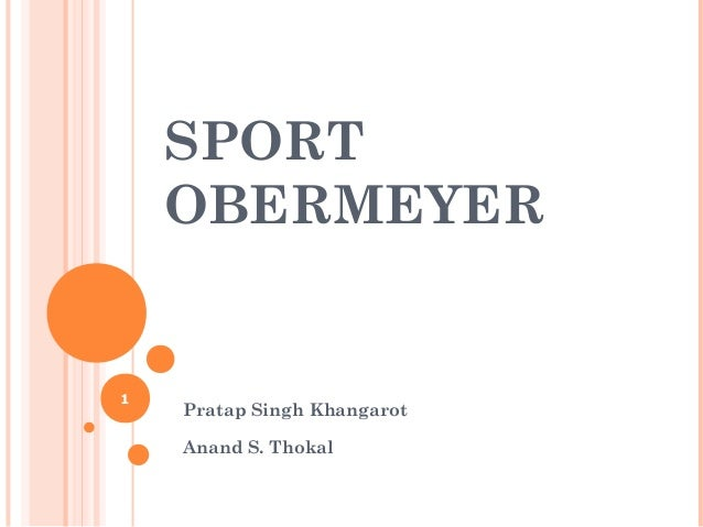 "sport obermeyer 2 essay Sport obermeyer 2 company history : "" skiing is a celebration of life"" klaus obermeyer 1947: klaus obermeyer, a german immigrant began teaching at the aspen ski school."