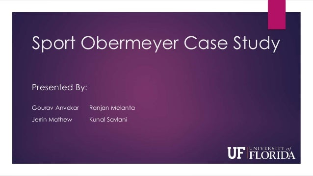 sport obermeyer ltd case study solution Sport obermeyer, ltd - case topics: supply the sport obermeyer case is mainly about the production and  sport obermeyer case study.