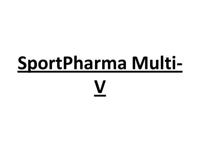 SportPharma MultiV