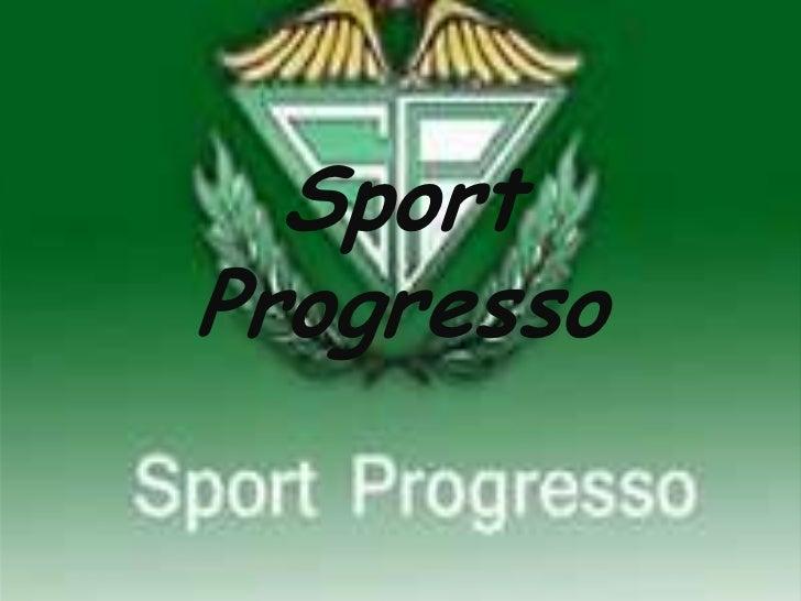Sport Progresso<br />