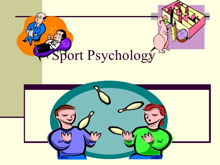 essay on sports psychology Free essay: it has been identified that through sports psychology one can improve their physical ability and performance sports psychology is the study of.