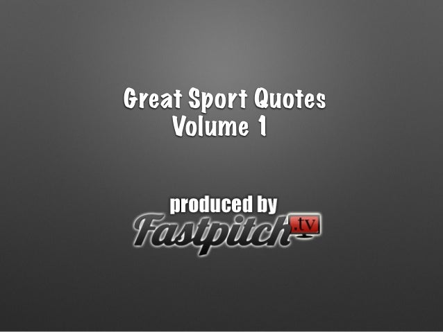 Great Sports Quotes   Great Sport Quotes 1