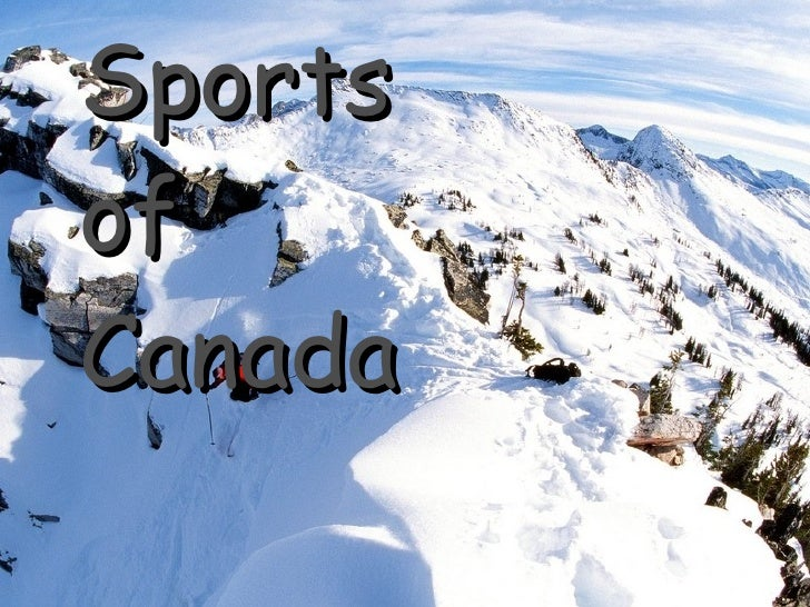Sports of  Canada