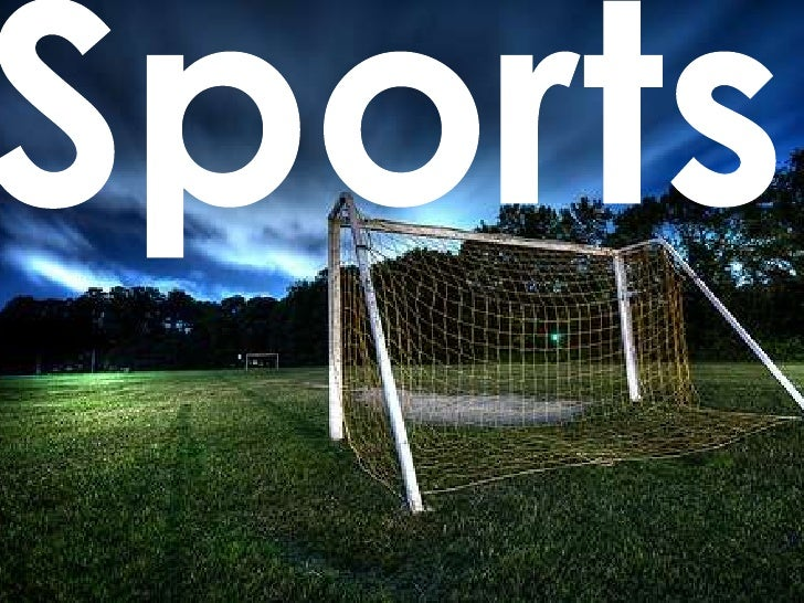 Sports.<br />