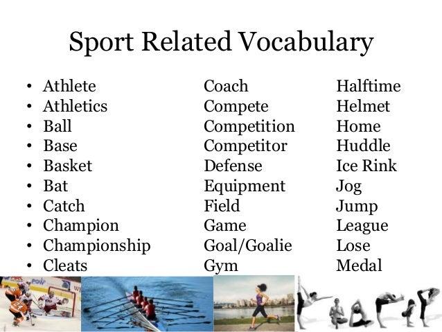 Sports (by Kerrin Murphy)