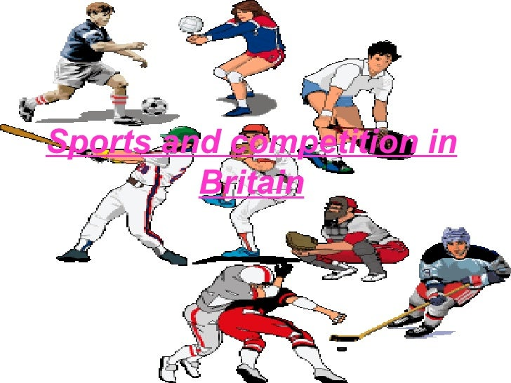 Sports and competition in Britain
