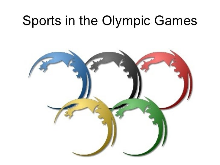Sports in the Olympic Games