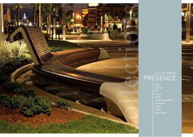 Mobilier urbain - Mobilier urbain design ...