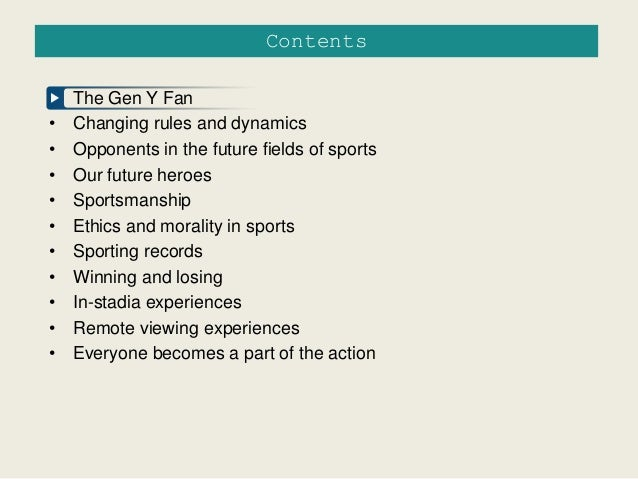 essay on future of games and sports in india