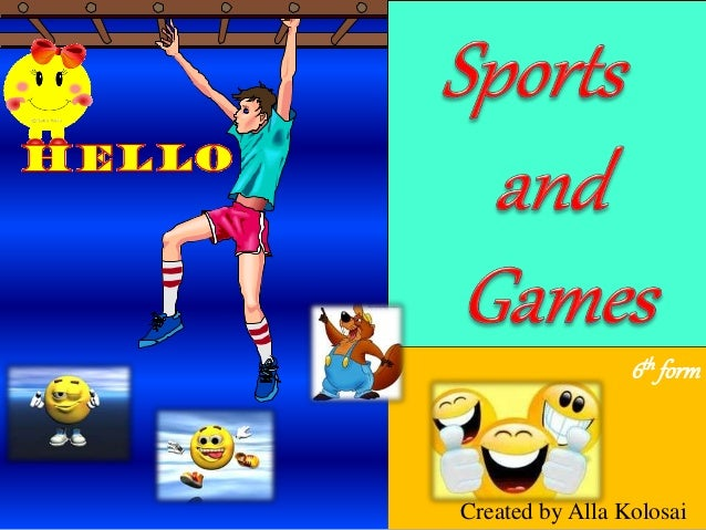 sports and game