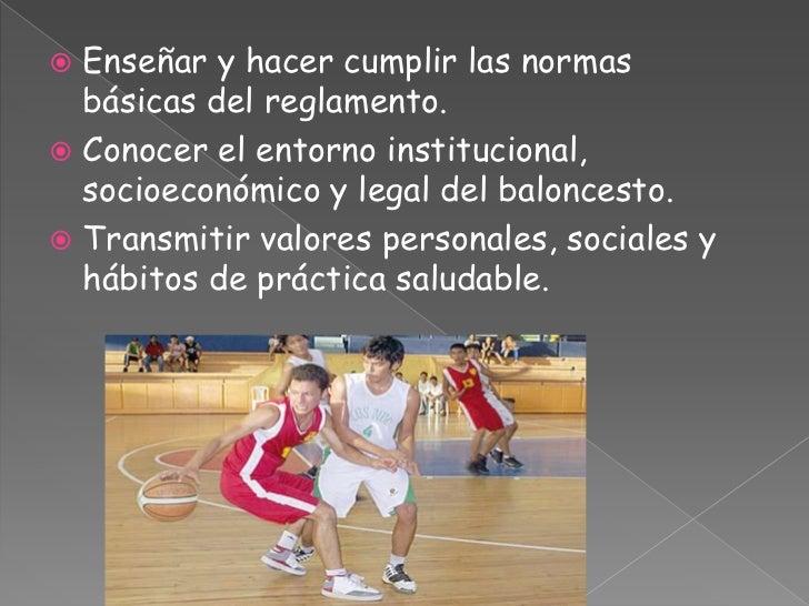 Sports bask Slide 3