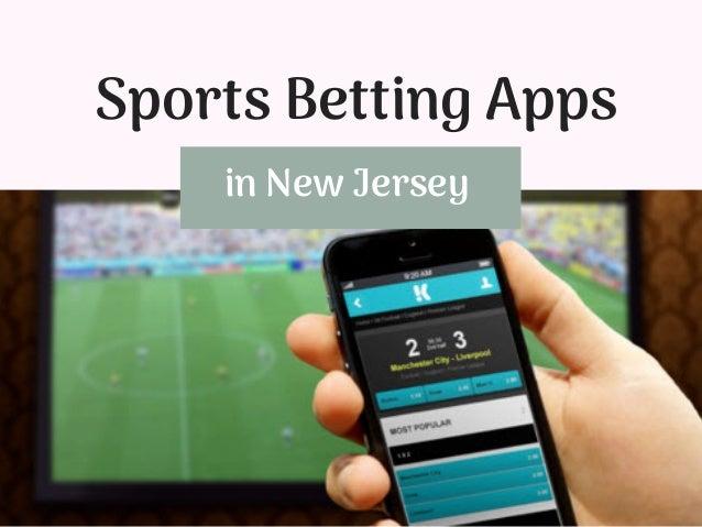 New jersey sports betting app a1 sports betting