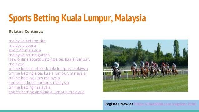 sport betting sites in malaysia kuala