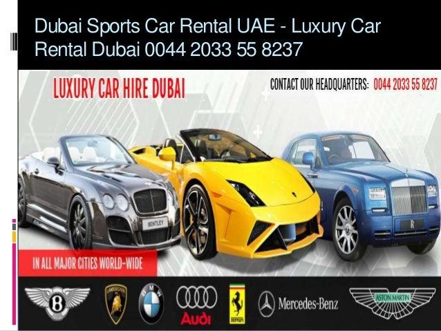Ferrari Rental Dubai