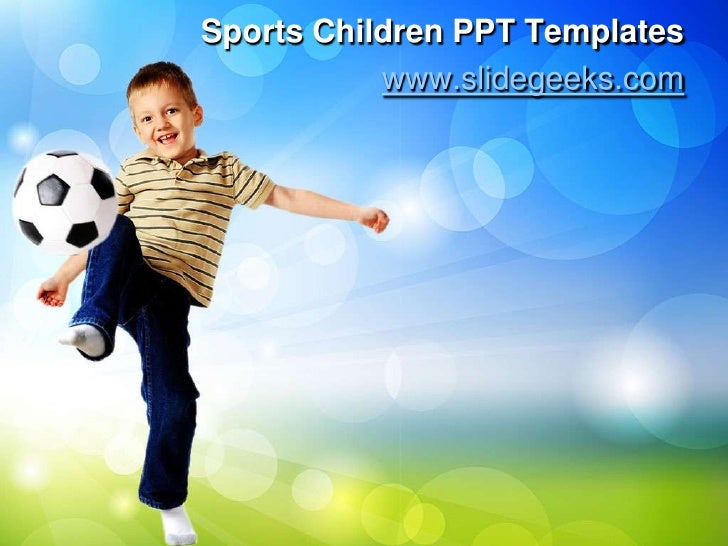 ppt sports templates