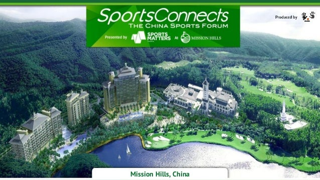 Mission Hills, China