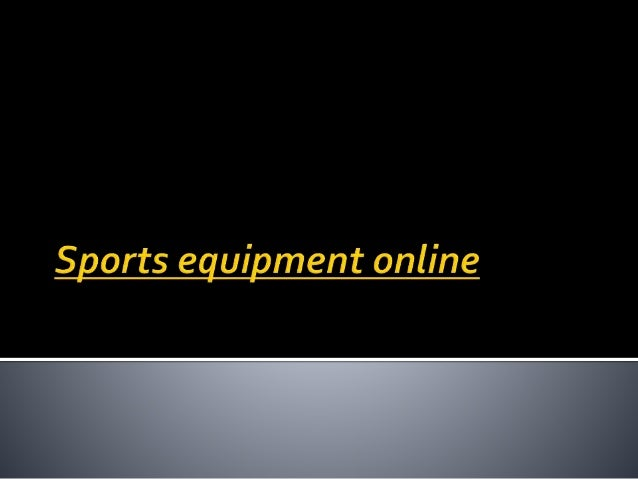  Sports equipment, is any object used for sport or exercise.  Different popular sports equipments are: 1. Badminton and ...