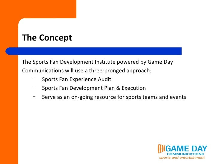 detailed business plan for sports development