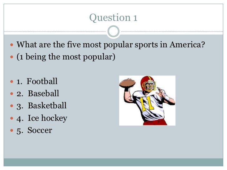 an analysis of sports in america A meta-analysis of these other most popular sports lists.