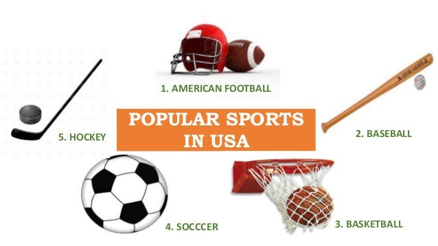sports in usa