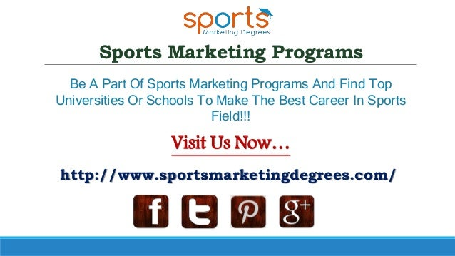 a career in sports marketing A list of careers in sports or a list of jobs in sports range from jobs that use your athletic skills to management careers that deal with the technical side of sports exploring different career paths in sports helps you find a job that fits your love of athletics and gives you a healthy income.