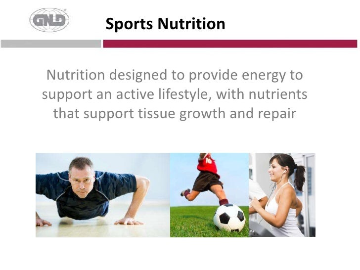 Sports Nutrition<br />Nutrition designed to provide energy to support an active lifestyle, with nutrients that support tis...