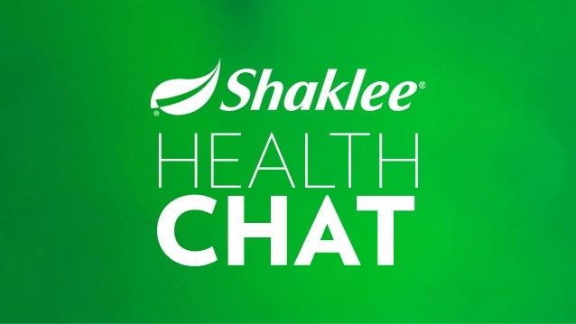Sports Nutrition - Shaklee Health Chat