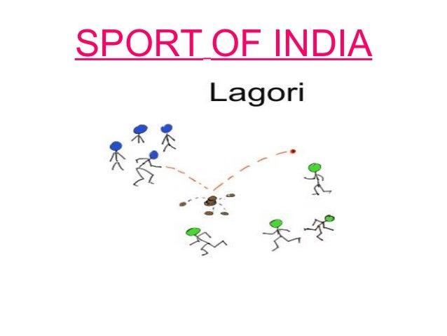 SPORT OF INDIA