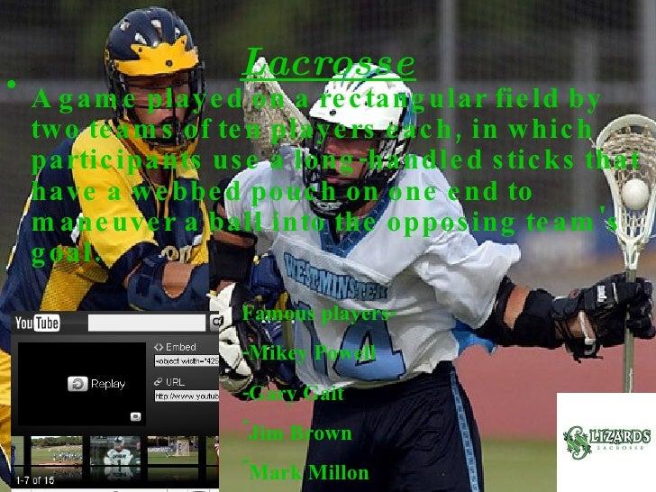 Sports Powerpoint Slide 2