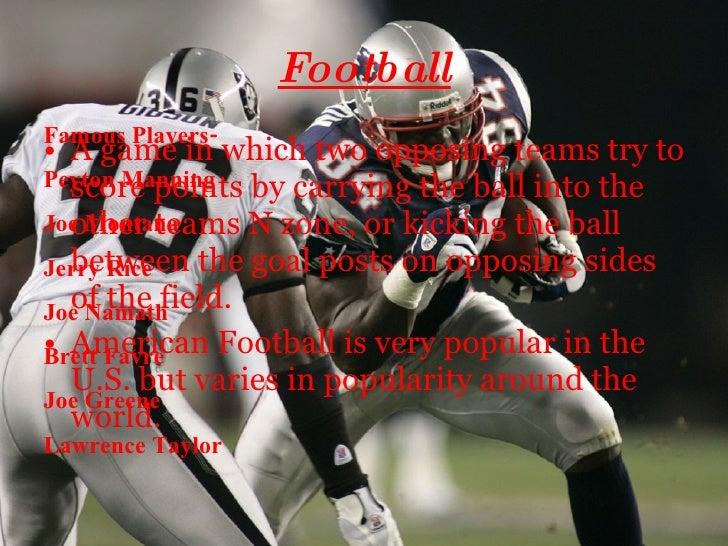 Sports Powerpoint Slide 3