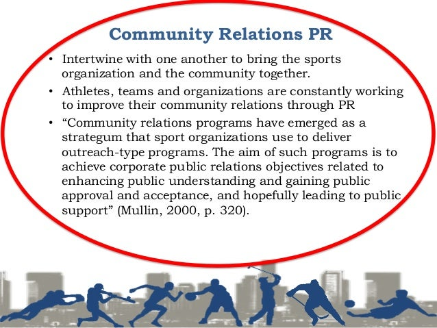 sports public relations This site is intended to serve as a resource for media interested in covering sports-oriented events at walt disney world resort the disney sports public relations.