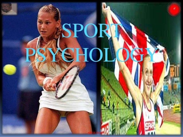SPORT PSYCHOLOGY 1ARISE ROBY