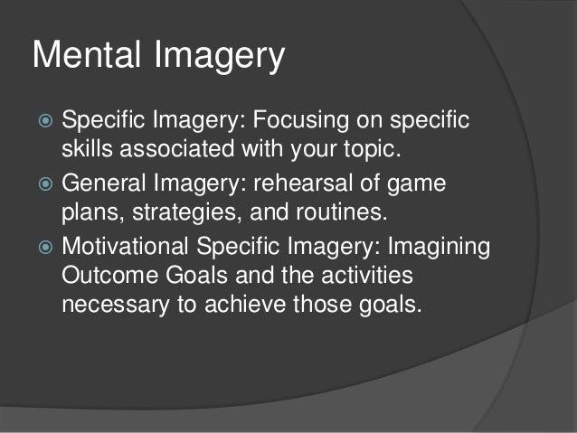 Sports psychology strategies