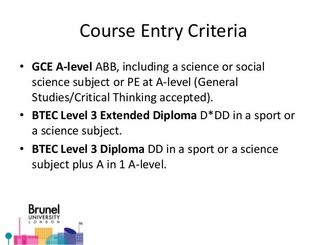 BTEC Level 3 Extended Diploma in Business
