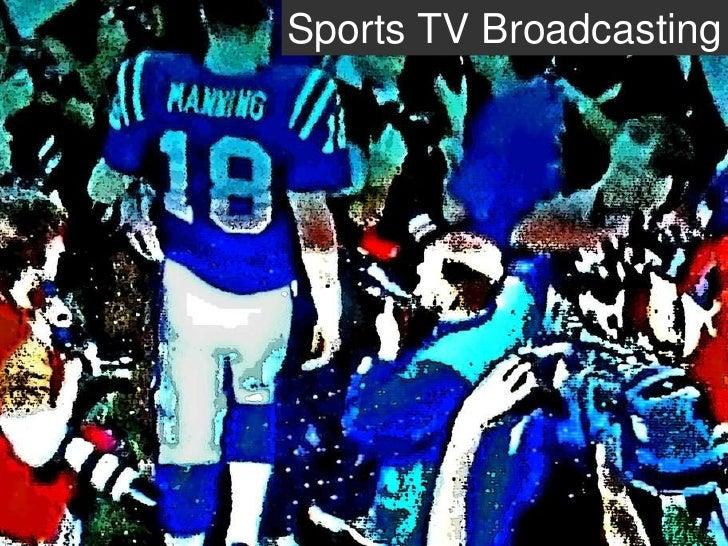 Sports TV Broadcasting