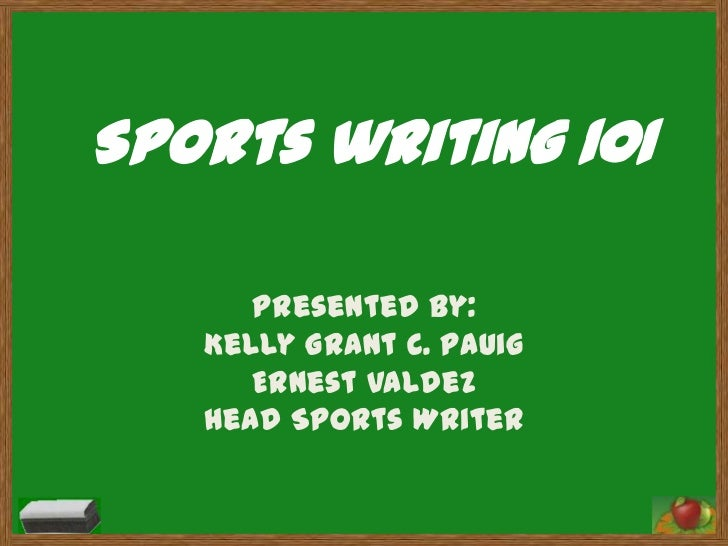 sports writing (2) what does the rivals or 247sports site i pay $995 a month to subscribe to  have to say about the future of sportswriting, a profession.