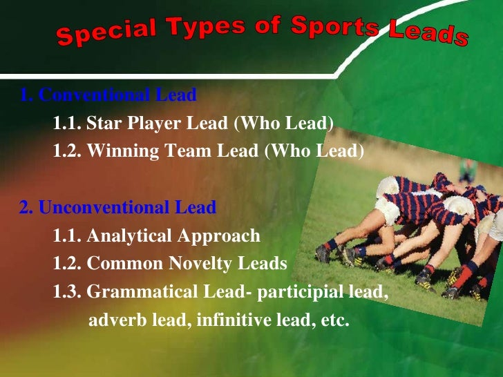 kinds of sports essay Many people have a great fascination for sports cars these machines have a lot  of power and torque, and most importantly are lower to the ground, contributing.