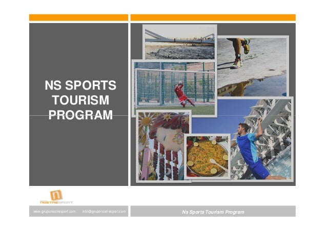 NS Sports tourism program