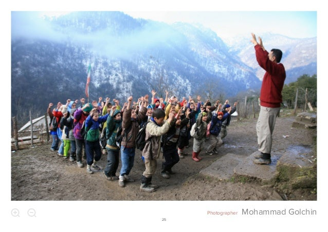 25 Photographer Mohammad Golchin