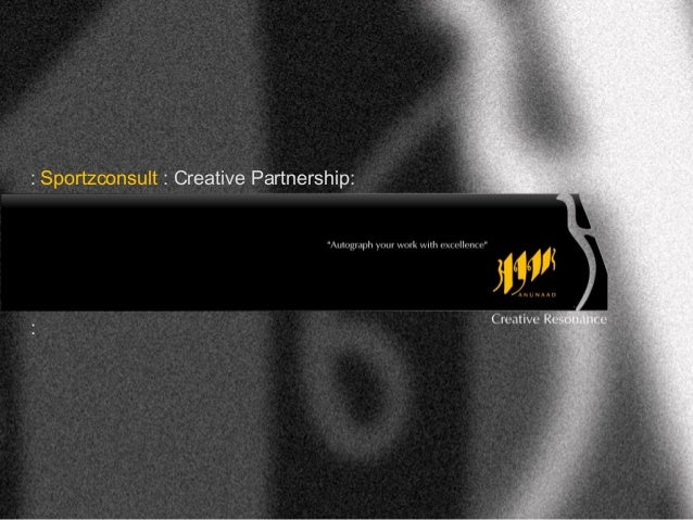 : : Sportzconsult : Creative Partnership: