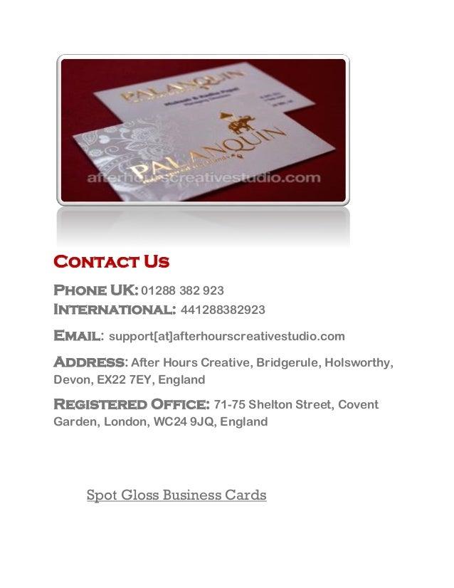Best quality spot gloss business cards online spot gloss business cards 4 colourmoves