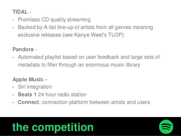 Product School Spotify Presentation
