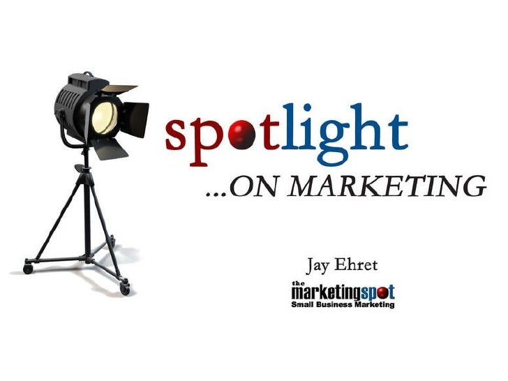 spotlight ON MARKETING: Writing Customer Stories