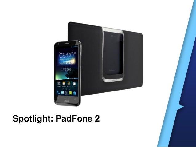 Spotlight: PadFone 2