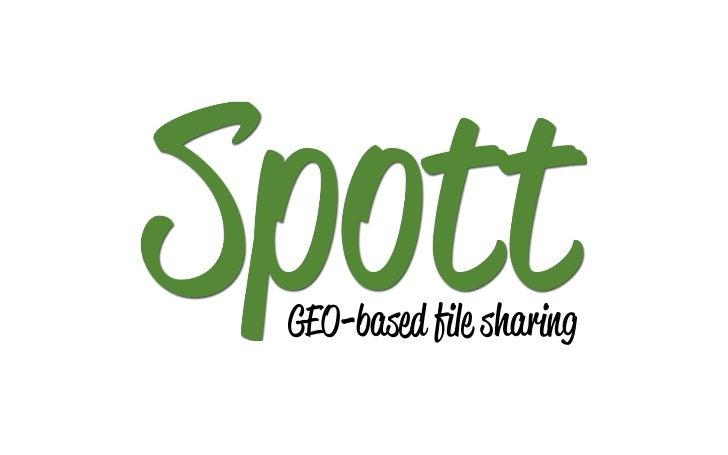 GEO-based file sharing