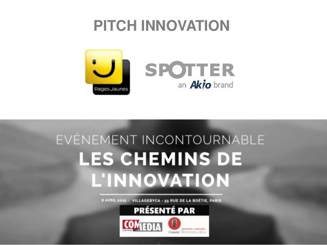 PITCH INNOVATION