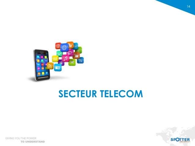 14 SECTEUR TELECOM